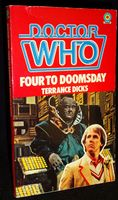 Doctor Who Target Novelisation No 77: Four To Doomsday - Paperback